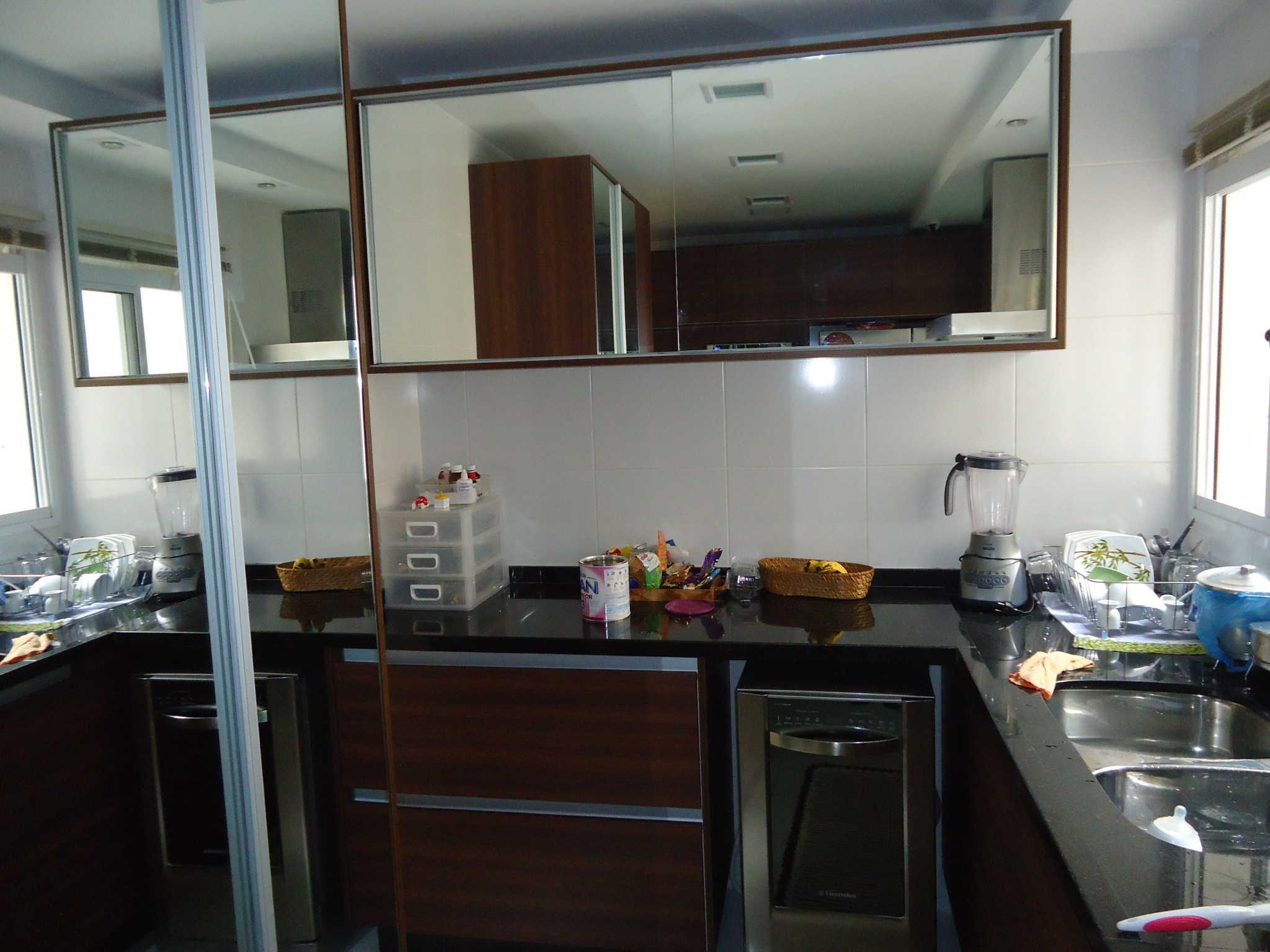 Cozinha Gourmet Gabinete Marcenaria ROC Projetos  #644132 2048 1536