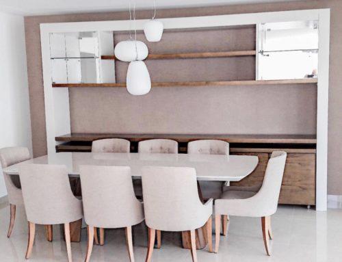 Sala de Jantar Projeto 10