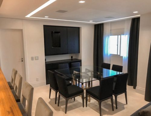 Sala de Jantar Projeto 8